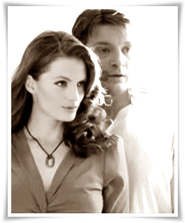 Caskett wallpaper with a portrait entitled Caskett