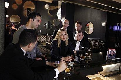 Cast Promotional foto's