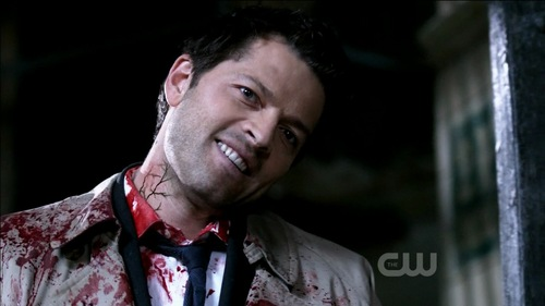 Castiel Hintergrund titled Castiel - 7x02 - Hello, Cruel World