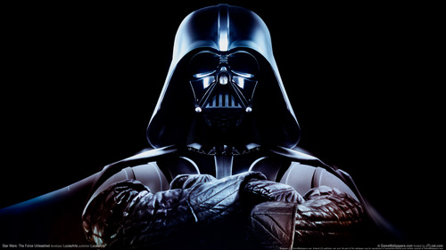 stella, stella, star Wars wallpaper entitled Classical Wallpaper- Darth Vader