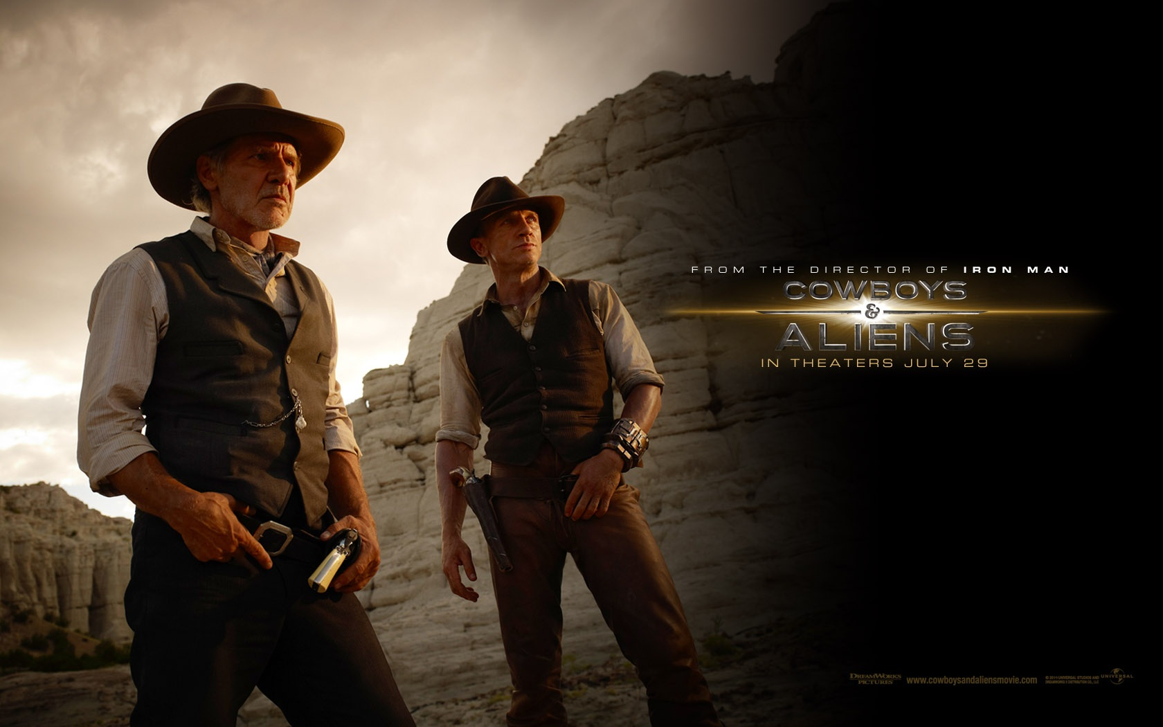 Hot Cowboy Wallpaper Cowboys And Aliens-harrison