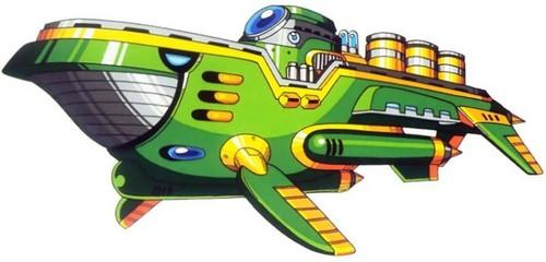 Megaman দেওয়ালপত্র titled Cruiziller