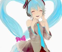 Cute Miku