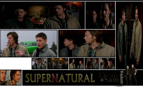D.S - Supernatural