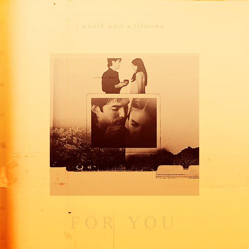 Delena & Steferine wallpaper titled Damon & Elena <3