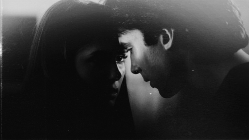 Delena & Steferine wallpaper entitled Damon & Elena <3