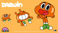 Darwin - the-amazing-world-of-gumball wallpaper