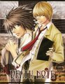 Death Note LightxL