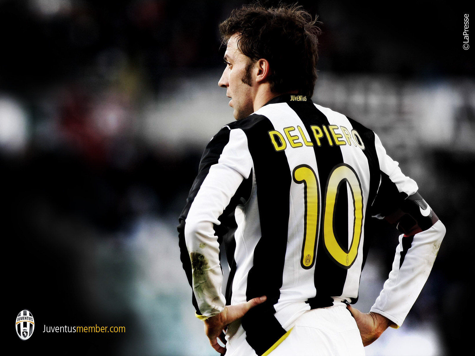 Alessandro Del Piero - Wallpaper Colection
