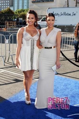 Demi and Kim