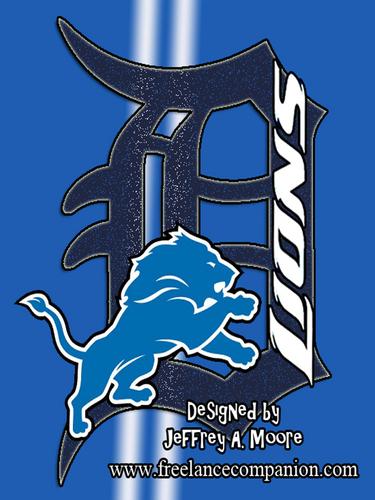 Detroit Lions English D