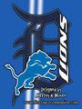 Detroit Lions English D - detroit-lions fan art
