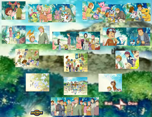 Digimon Adventure 02 Ending