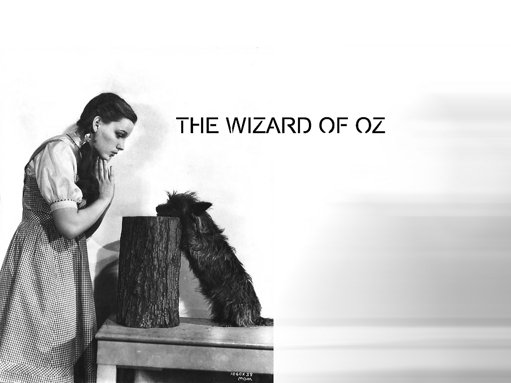Dorothy And Toto <3