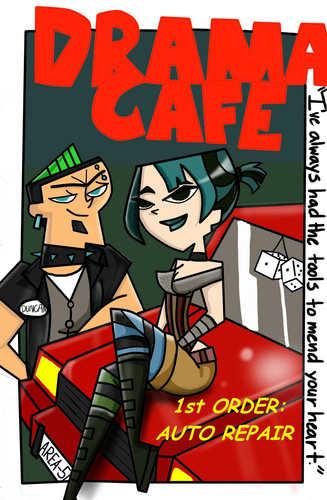 Drama Cafe Cover