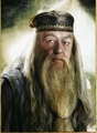 Dumbledore from The Half-Blood Prince