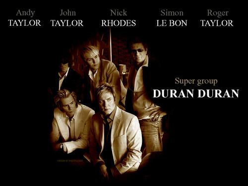 Duran Duran!