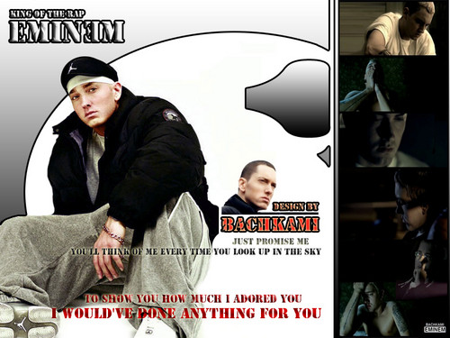 Eminem THE KING