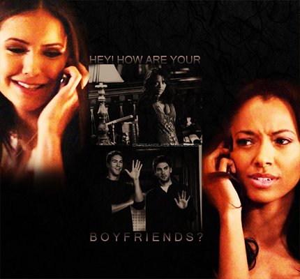 Elena & Bonnie♥
