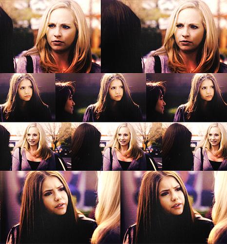 Elena & Caroline♥