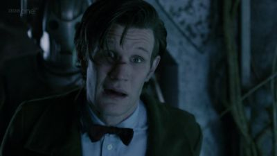 The Eleventh Doctor wallpaper titled Eleven in Closing Time!♥