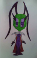 Empress Invader Aimee - invader-zim-roleplaying fan art