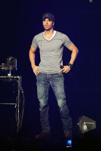 Enrique Iglesias on Tour