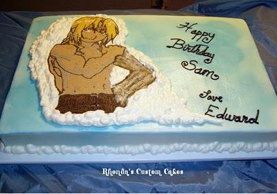 FMA Cakes!
