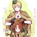 Fem!Germany and Fem!Italy - hetalia-gerita photo
