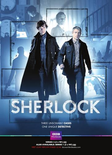 First promotional poster for S2