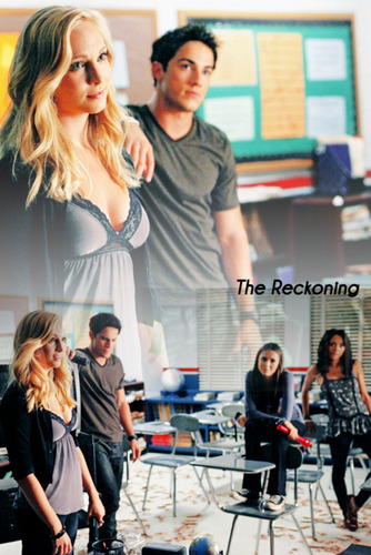 Forwood! The Reckoning (S3) #5 100% Real  - allsoppa Fan Art