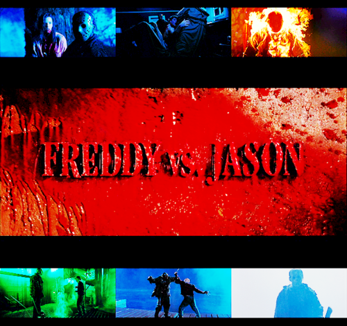 Freddy vs Jason Montage