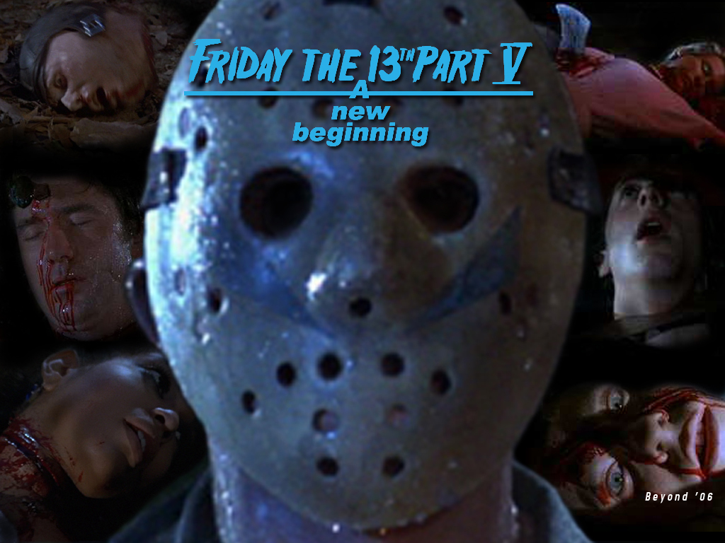 80s Horror Images Friday The 13th A New Beginning Hd Wallpaper And