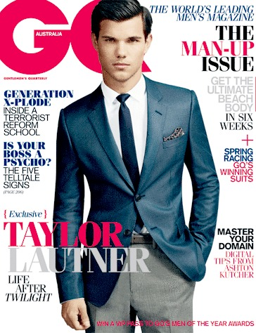 GQ Australia new foto shoot