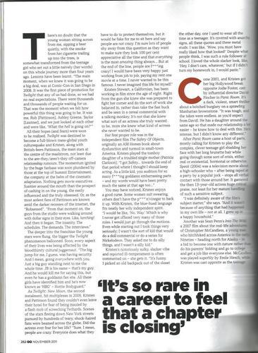 GQ british magazine scans