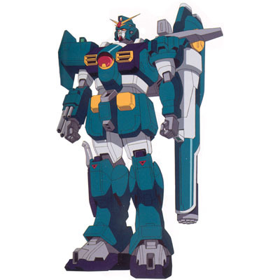 Gundam দেওয়ালপত্র possibly containing a breastplate, an armor plate, and a shoulder pad called GT-9600 Gundam Leopard