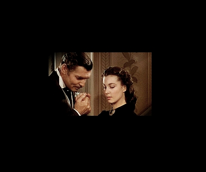 Gone with the Wind wallpaper with a business suit titled GWTW ♥