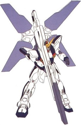 GX-9900 Gundam X (Satellite Cannon)