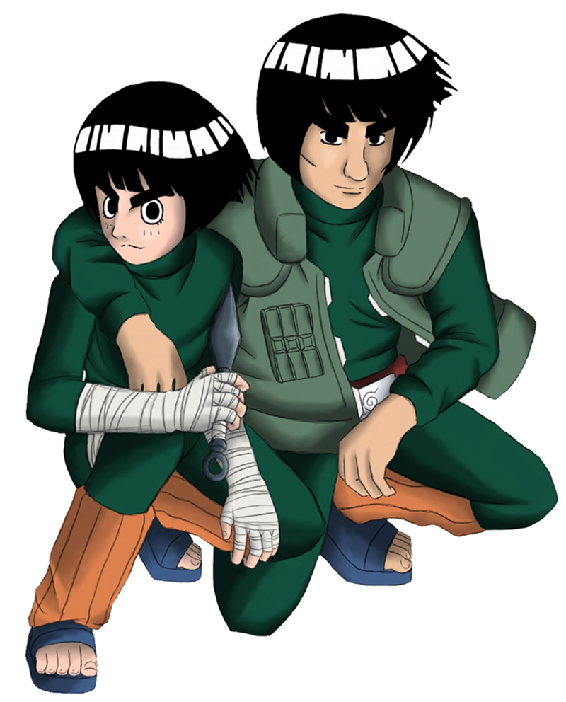 guy might x rock lee images gailee hd wallpaper and background