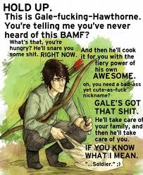Gale Hawthorne fan Arts