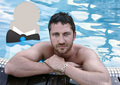 Gerard Swimming with his Butler - gerard-butler photo