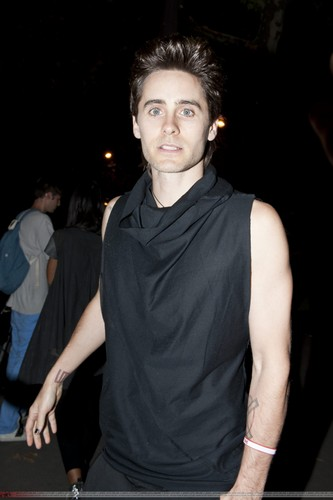 Givenchy Fashion mostra - Paris - 02 Oct 2011
