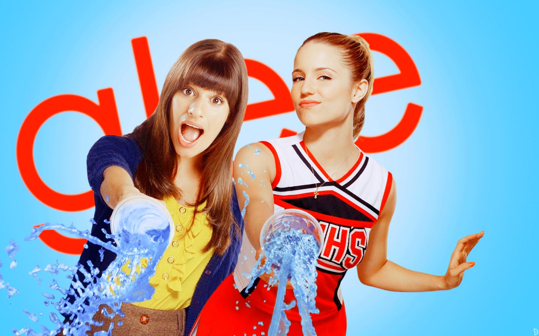 Gleewallpapers Glee Wallpaper 25869894 Fanpop
