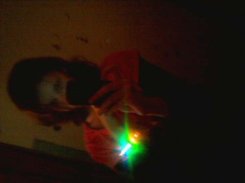 Glowingness. o_o