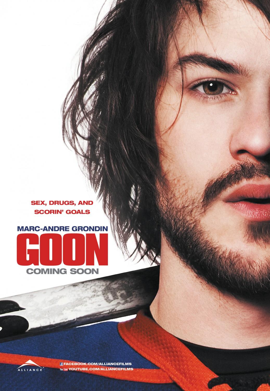 Marc Andre Grondin Goon