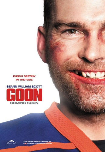 Goon Poster:  Seann William Scott