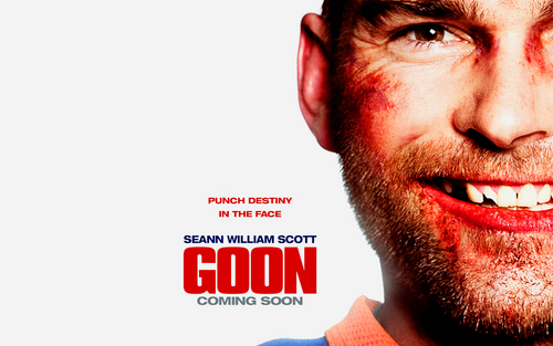 Goon Wallpaper: Seann William Scott
