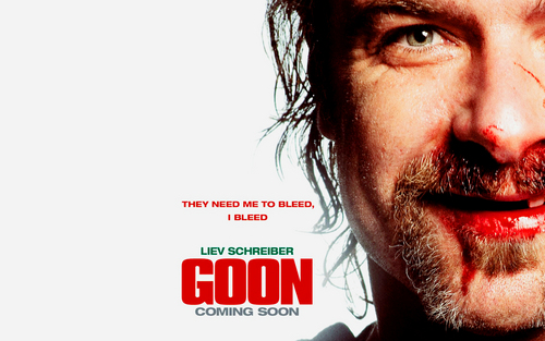 Goon Wallpaper:  Liev Schreiber - goon Wallpaper