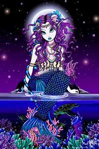 Gothic Mermaid
