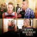 Happy Birthday Nat! ♥